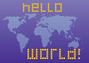 Hello World - mój pierwszy wpis
