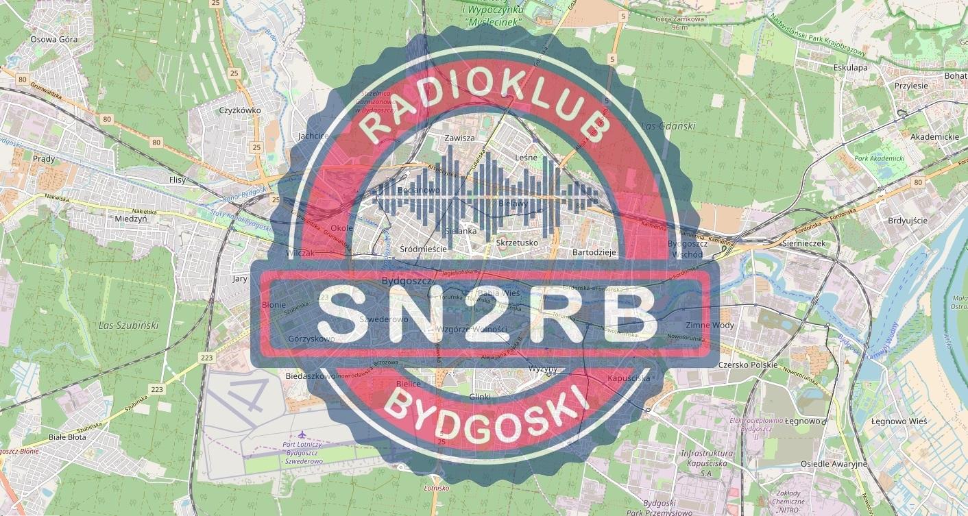 Radioklub Bydgoski, czyli SN2RB na fali